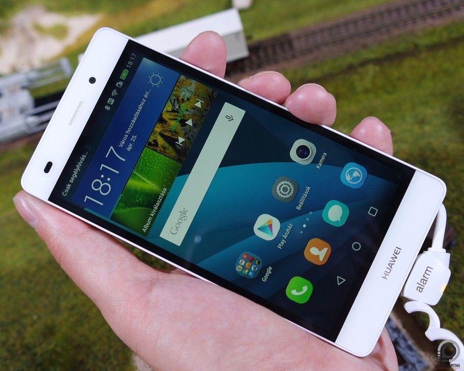Huawei P8 Lite Análisis Opinión Y Precios Huawei P8 P8 Lite Huawei Lite