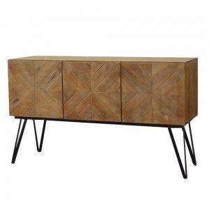 3-Drawer Sideboard