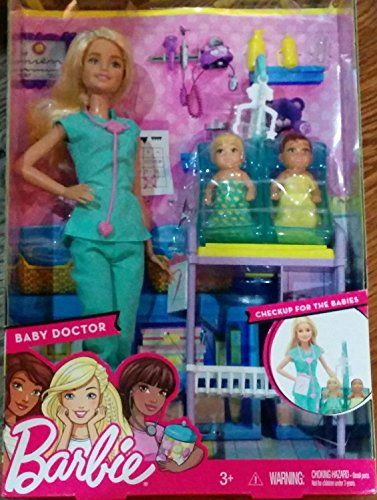 Barbie Baby Doctor Stethoscope Babies And Barbie Doll