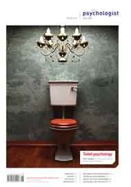 Toilet psychology    Nick Haslam argues that psychologists should stop averting their eyes from the bathroom