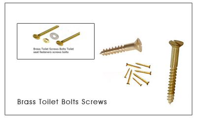 Brass Toilet Bolts Screws Brasstoiletboltsscrews We Present An Exclusive Range Of Brass Screw To Our Clients These Are Fabricated By Screws Bolt Toilet Tank
