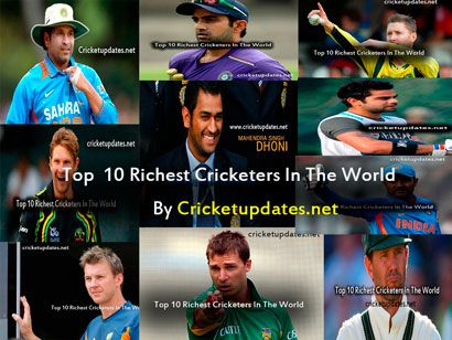 Most Of The Players In This List Of Highest Paid Cricketers