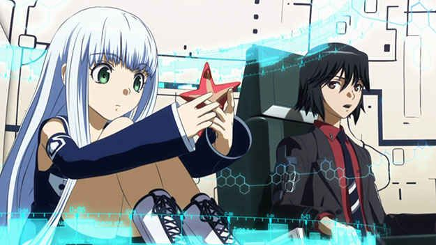 The 11 Greatest Anime Series Of The Year Arpeggio Of Blue Steel