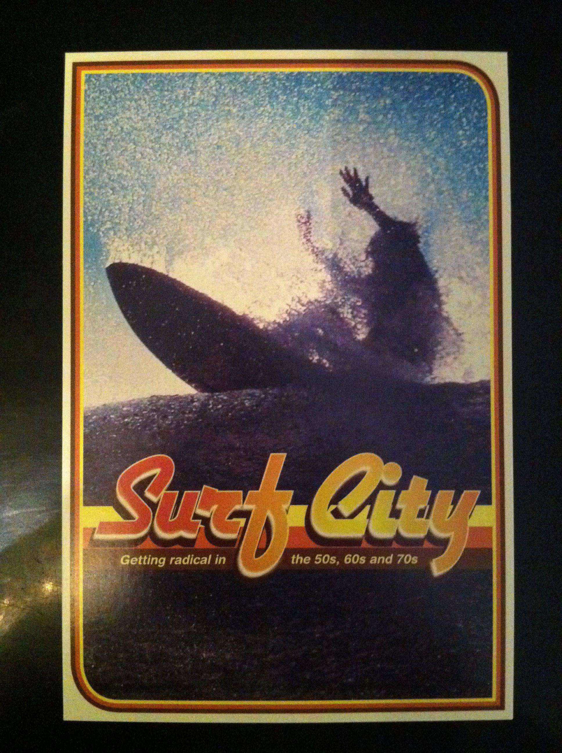 Surf City Exhibition / Museum of Sydney