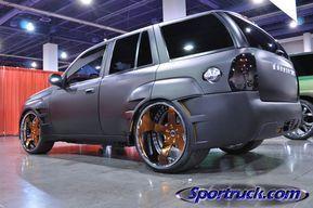 Forumstrailvoycom Cars Chevy Trailblazer Chevrolet