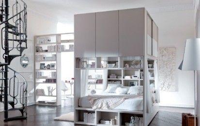 Camere da letto a ponte: da Ikea a Mercatone Uno i modelli più belli