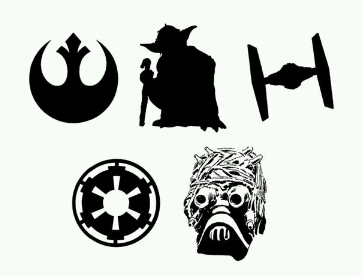 Make Your Own Star Wars Jack-O-Lanterns Star Wars woodworking