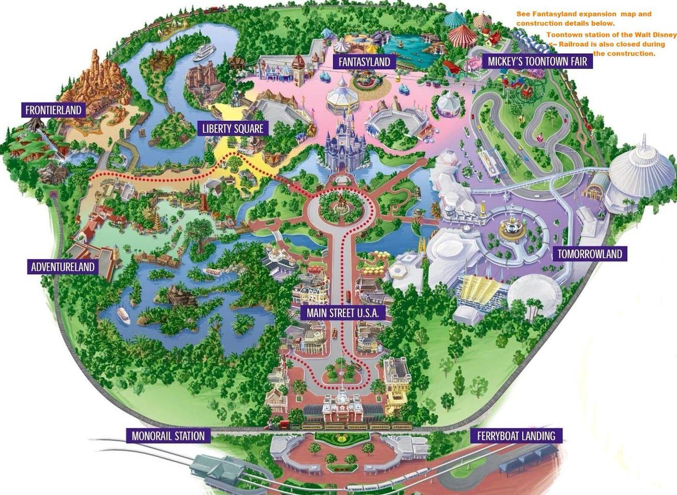 magic kingdom - photo #5