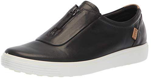 9485f500d94fdc ECCO Women s Women s Soft 7 Zip II Sneaker