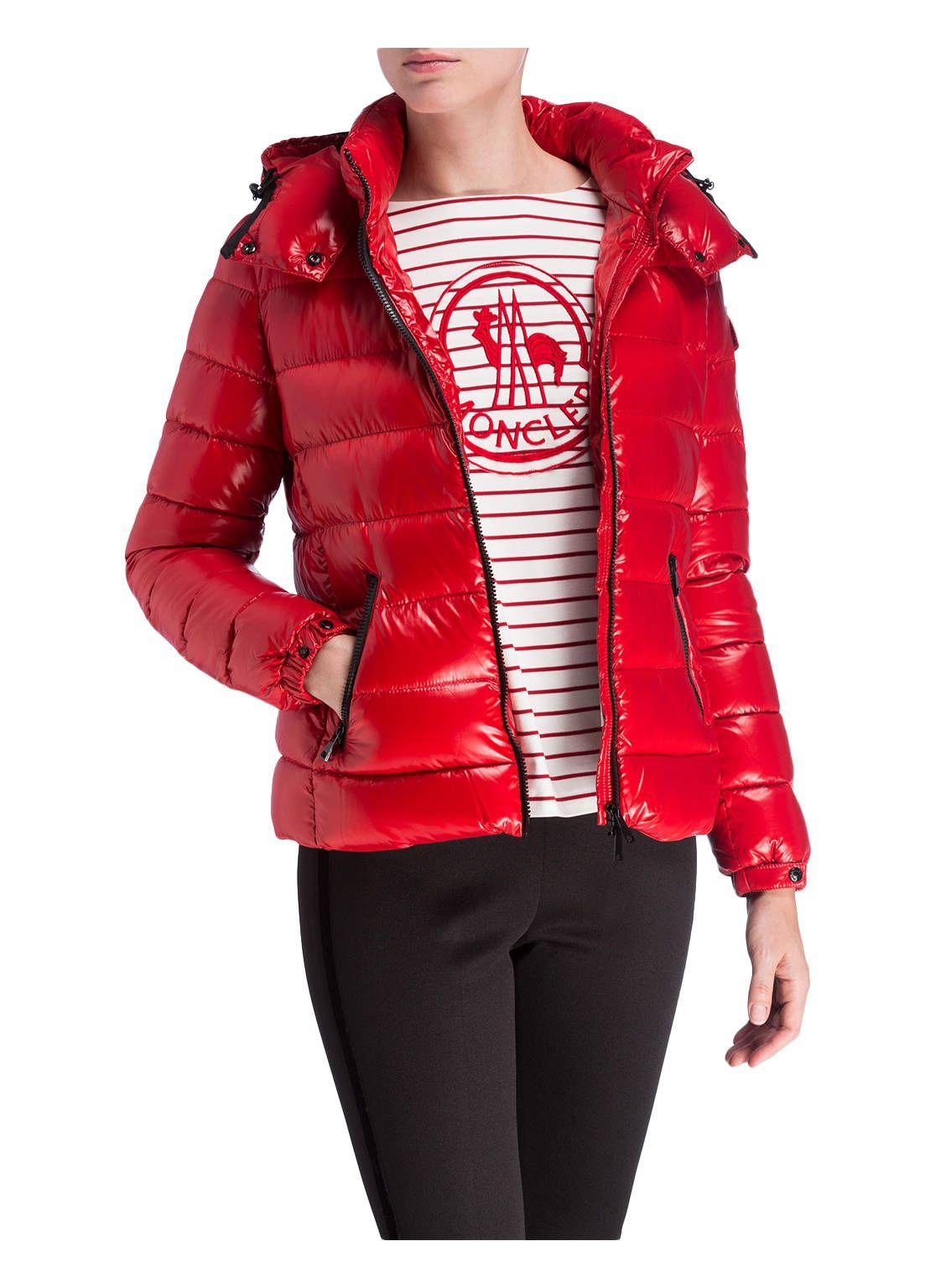 Rote MONCLER Jacken für Herren online kaufen :: BREUNINGER