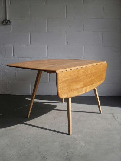 Space Saving Furniture Like This Ercol Drop Leaf Table Is Ideal Custom Second Hand Ercol Dining Room Furniture Inspiration Design
