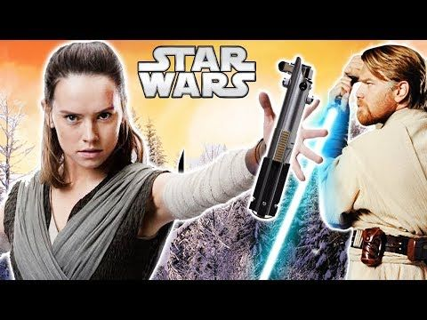Spread the love - Compartir en Redes Sociales Why Luke's Lightsaber Calls to Rey – Star Wars Theory In Star Wars The Force Awakens, Rey summoned Luke's lightsaber from the snow, ignoring Kylo Ren's force pull. Before this, Anakin's lightsaber called to Rey in Maz's