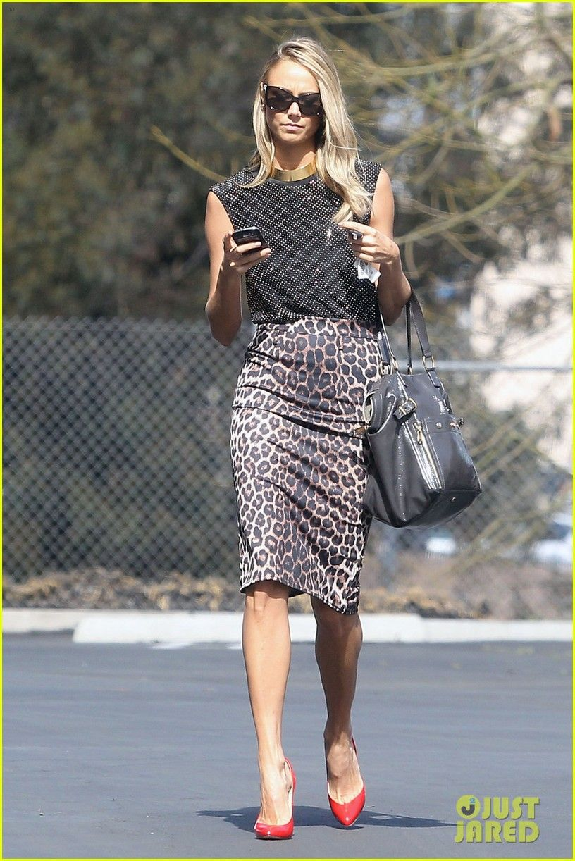 Stacy Keibler: Audition Ready Woman! | stacy keibler autdition ready woman 01 - Photo