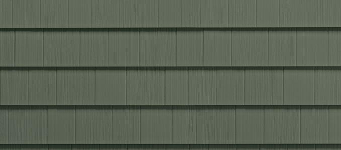 Forest Green Fiber Cement Shakes Allura Usa Fiber Cement Fiber Cement Siding House Architecture Design