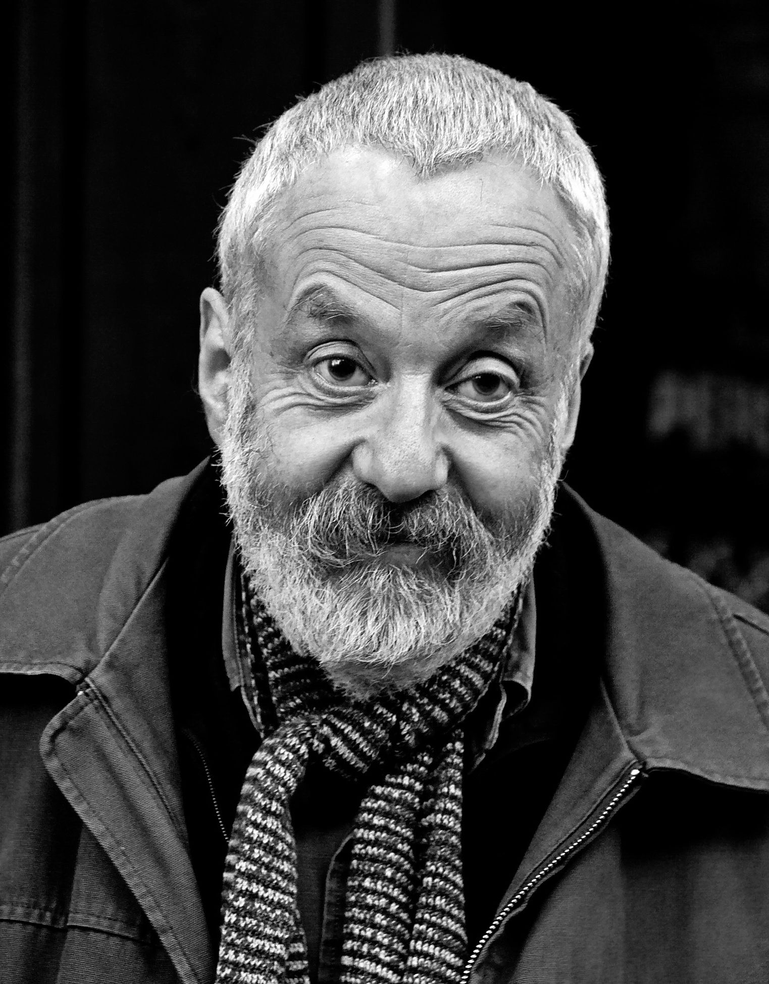 Mike Leigh British Historical Drama Comedy Director