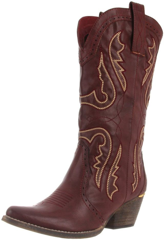 howtocute.com fashion cowgirl boots cheap (01) #cowgirlboots ...