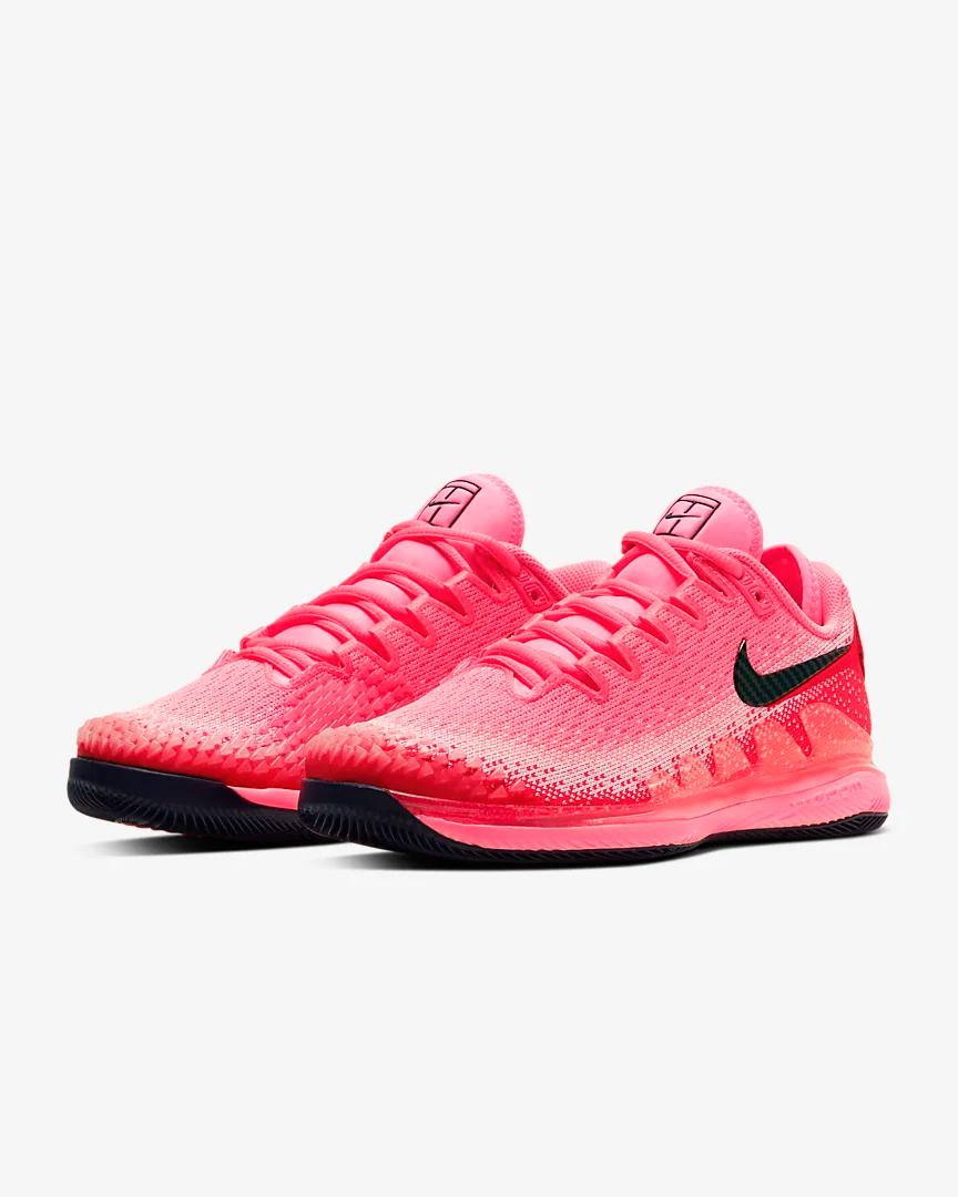 Nikecourt Air Zoom Vapor X Knit Women S Hard Court Tennis Shoe Nike Gb Tennis Shoes Air Zoom Nike