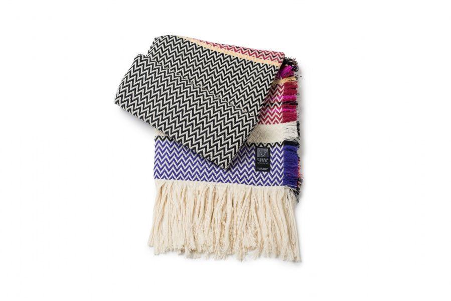Bunad Decke Multicolor Design Bestseller Wolldecke Und