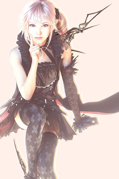 Source Ratotax Co Vu Final Fantasy Final Fantasy Xiii Lumina Video Game Graphics Final Fantasy Female Characters Final Fantasy Collection Final Fantasy Girls