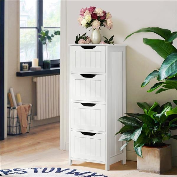 44+ 3 tier bathroom floor cabinet free standing side storage organizer best