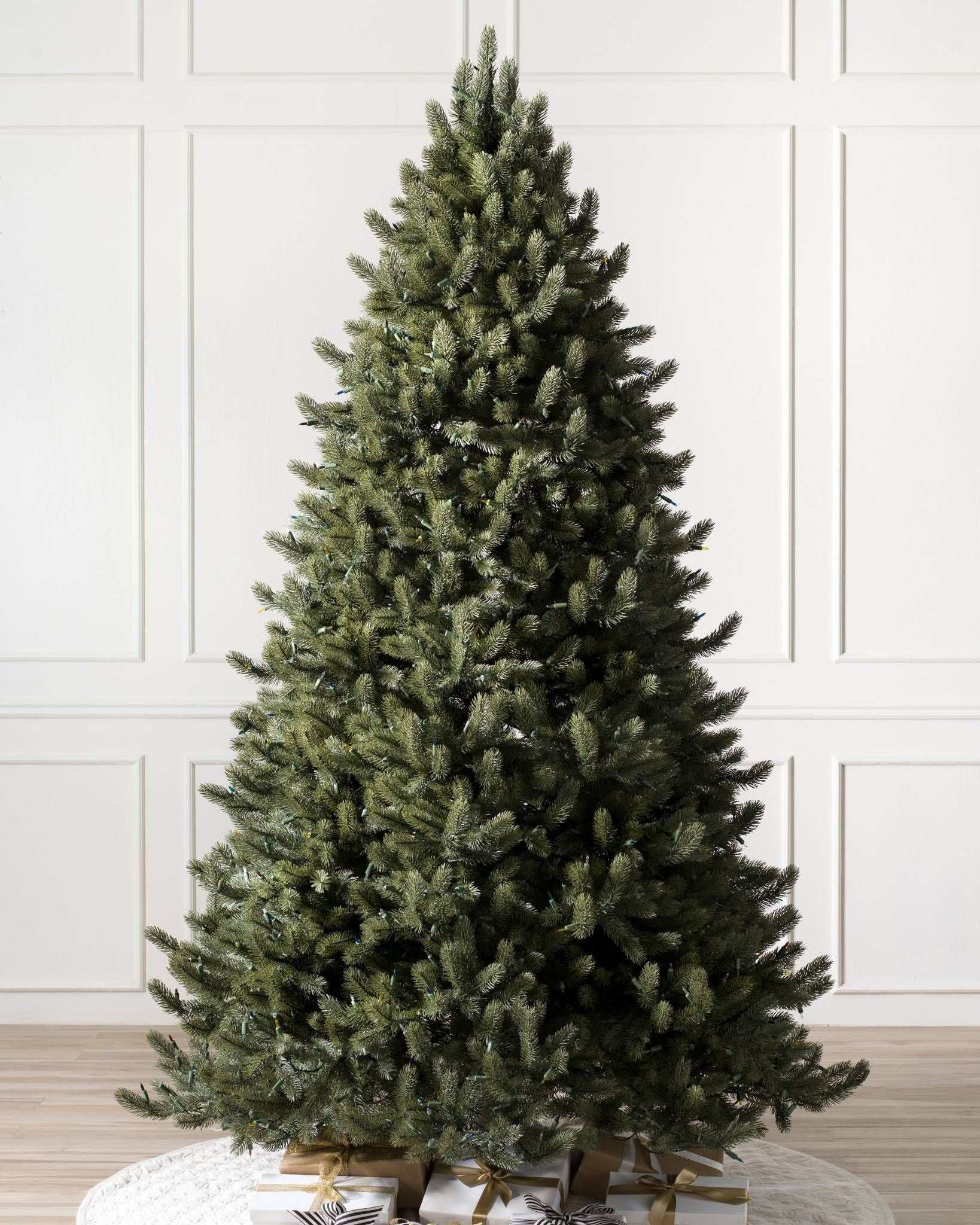 Vermont White Spruce Artificial Christmas Trees Balsam Hill Realistic Artificial Christmas Trees Artificial Christmas Tree Unlit Christmas Trees