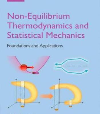 Non Equilibrium Thermodynamics And Statistical Mechanics Pdf Statistical Mechanics Thermodynamics Introduction To Quantum Mechanics