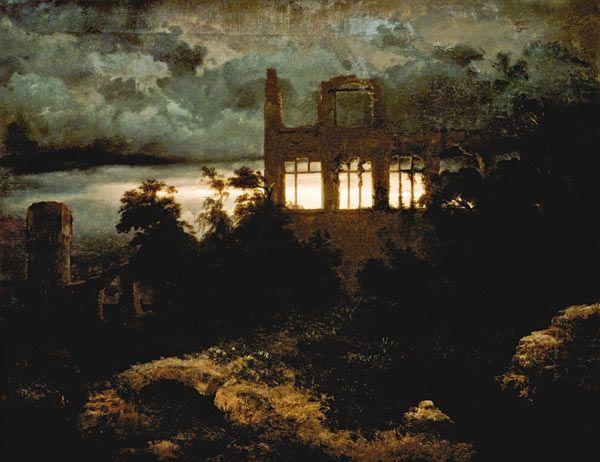 titre de limage arnold b246cklin castle ruins die