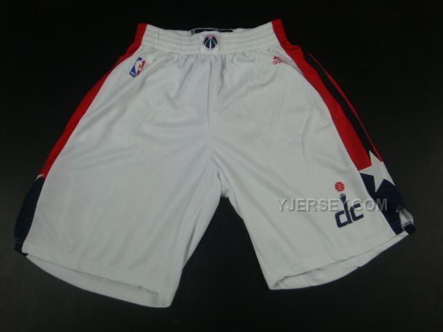 http://www.yjersey.com/wizards-white-swingman-shorts.html Only$34.00 #WIZARDS WHITE SWINGMAN SHORTS Free Shipping!