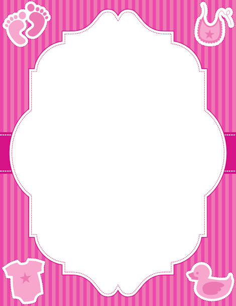 Pin By Muse Printables On Page Borders And Border Clip Art Baby