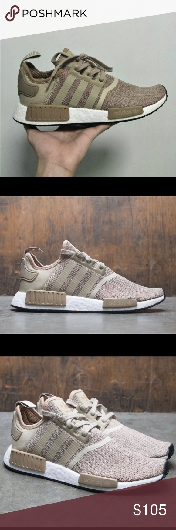 on sale e6547 a12b2 New Adidas NMD R1 Raw Gold Mens Size 11.5 & 12 New ! Men's ...