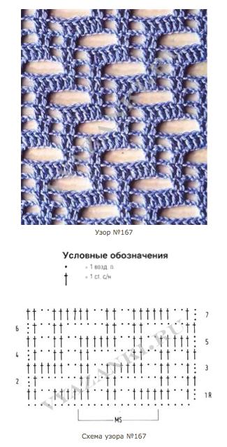 Crochet Lace Zig Zag Stitch | BUFANDAS, PONCHOS Y CUELLOS ...
