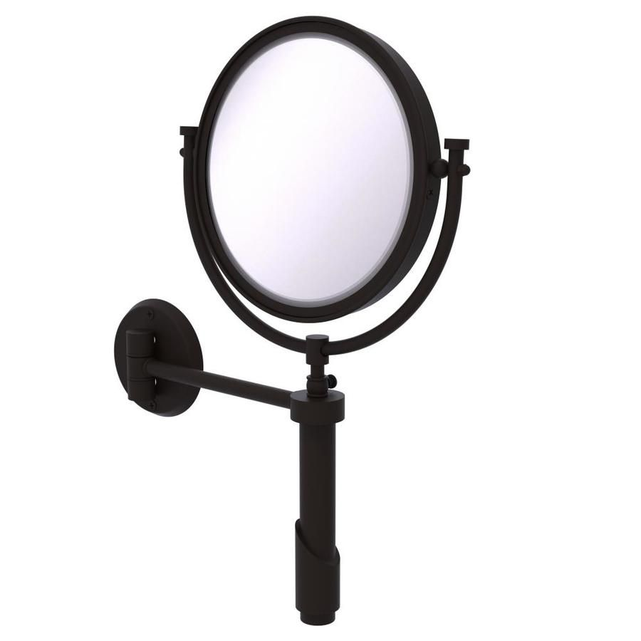 Allied Brass Tribecca Collection Wall Mounted Make Up Mirror 8 In