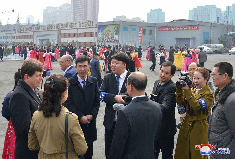 최고인민회의 제14기 대의원선거 전체 선거자들의 높은 정치적열의속에 진행 Fashion