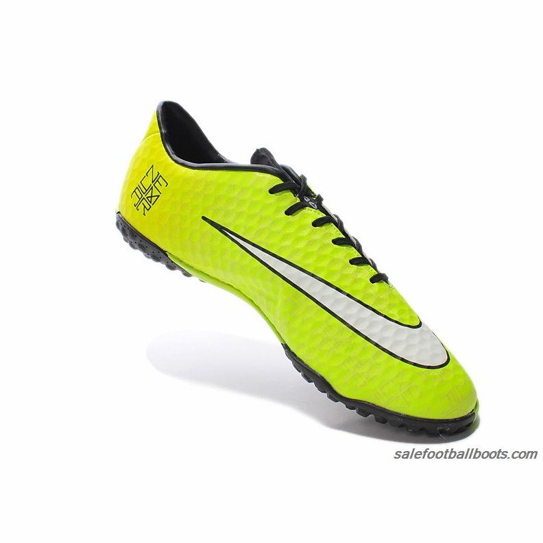 size 40 3818b 341cb 2014 World Cup Nike Hypervenom Phantom TF Fluorescent Green ...