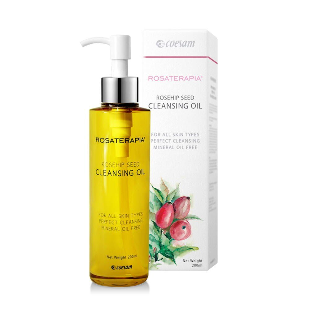 Coesam rosehip seed perfect cleansing oil more info