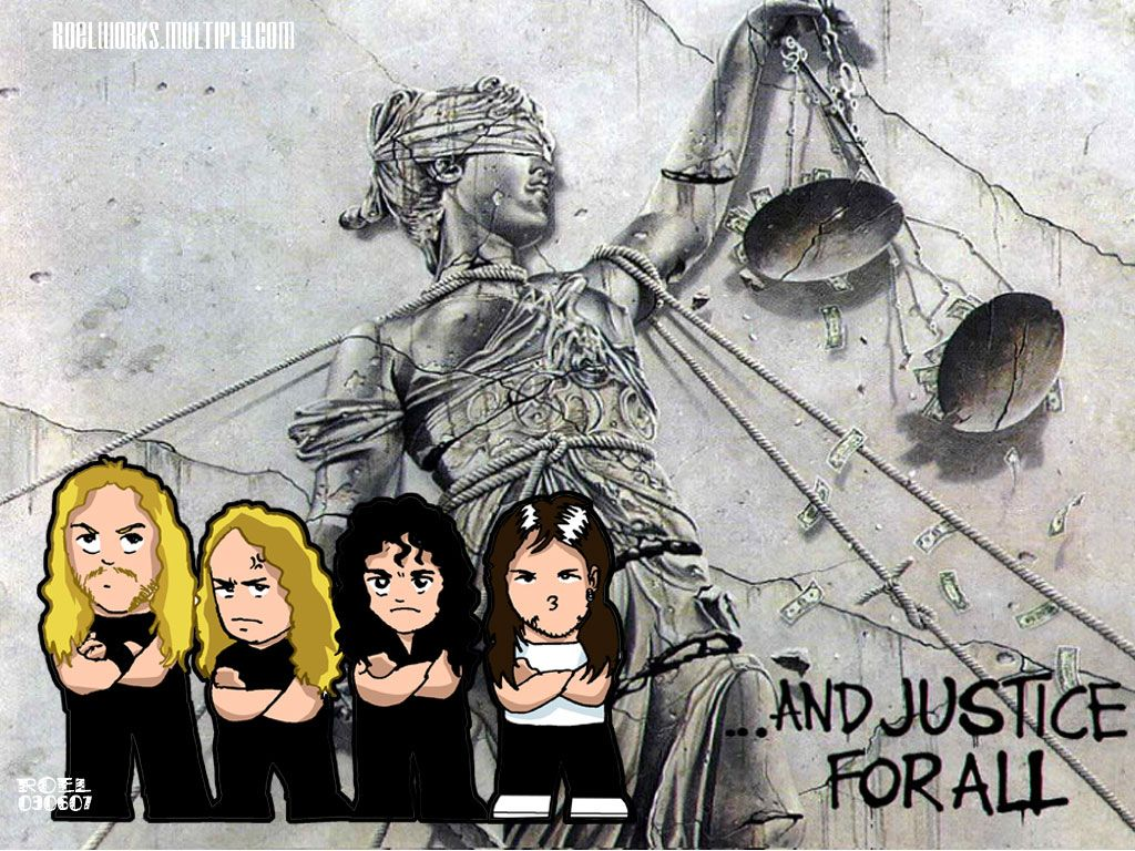 Free Metallica And Justice For All Wallpapers Wide Metallica