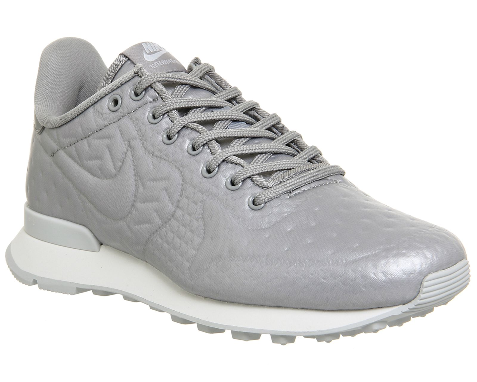 sports shoes bcd47 81be9 ... netherlands air max prime trainers mens next nike internationalist nike  nike internationalist metallic silver jacquard winter
