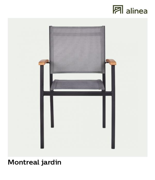 alinea montreal jardin fauteuil de
