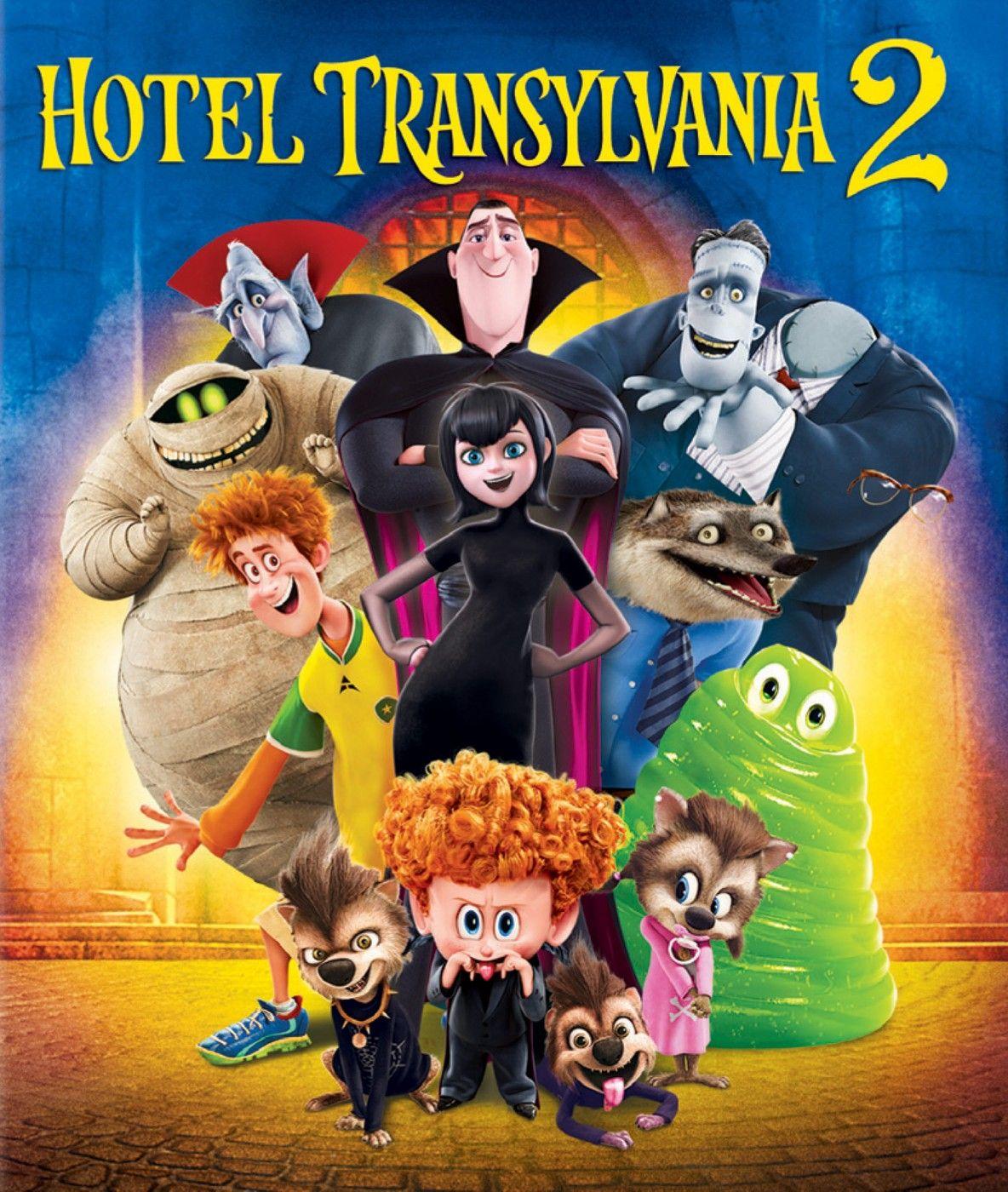 Hotel Transylvania 2 2015 Now That Dracula Adam Sandler Has Opened The Hotel Transyl Hotel Transylvania 2 Hotel Transylvania Hotel Transylvania 2 Movie