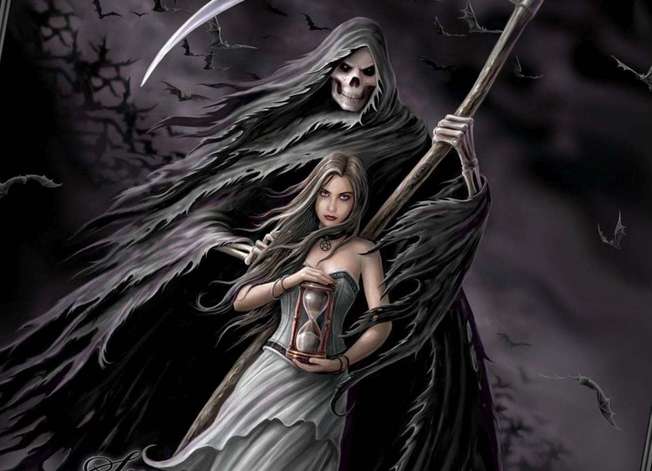 Female Grim Reaper Updated on July 27, 2015 By admin