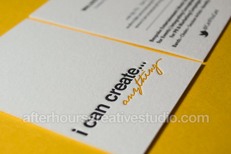 Click for a larger view business cards pinterest business our experts offer letterpress business cards printed on luxury thick cotton card and wild letterpress business cards printed on cotton stock colourmoves Image collections
