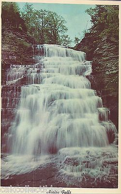 Hector Falls,Sullivan Trail-New York