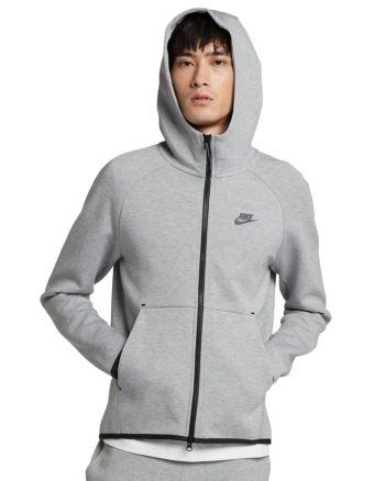 Nike Sportswear Air Hoodie Fz Fleece Sweat Shirt À Capuche