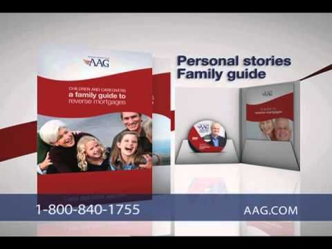 AAG Rolls Out Reverse Mortgage Ad With New Approach
