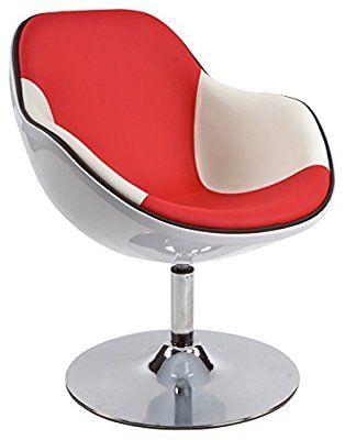 Chaise Vintage Coque Plastique Esprit Retro Annees 1960 Fauteuil Design Fauteuil Design Confortable Fauteuil