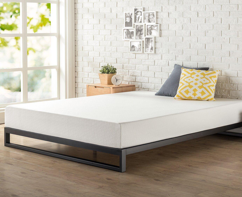 Shanaia Bed Frame Platform Bed Frame Low Profile Bed Frame Bed Frame Mattress