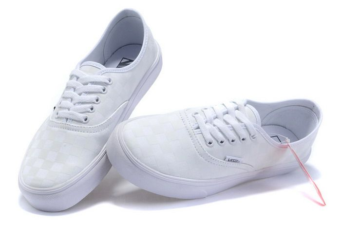 $38 http://vanscheap.us/Vans-Boys-Shoes-White-Vans-Classics-Tri ...
