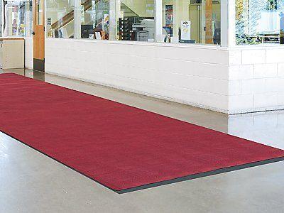 3 X 30 Red Standard Carpet Runner By Uline 241 00