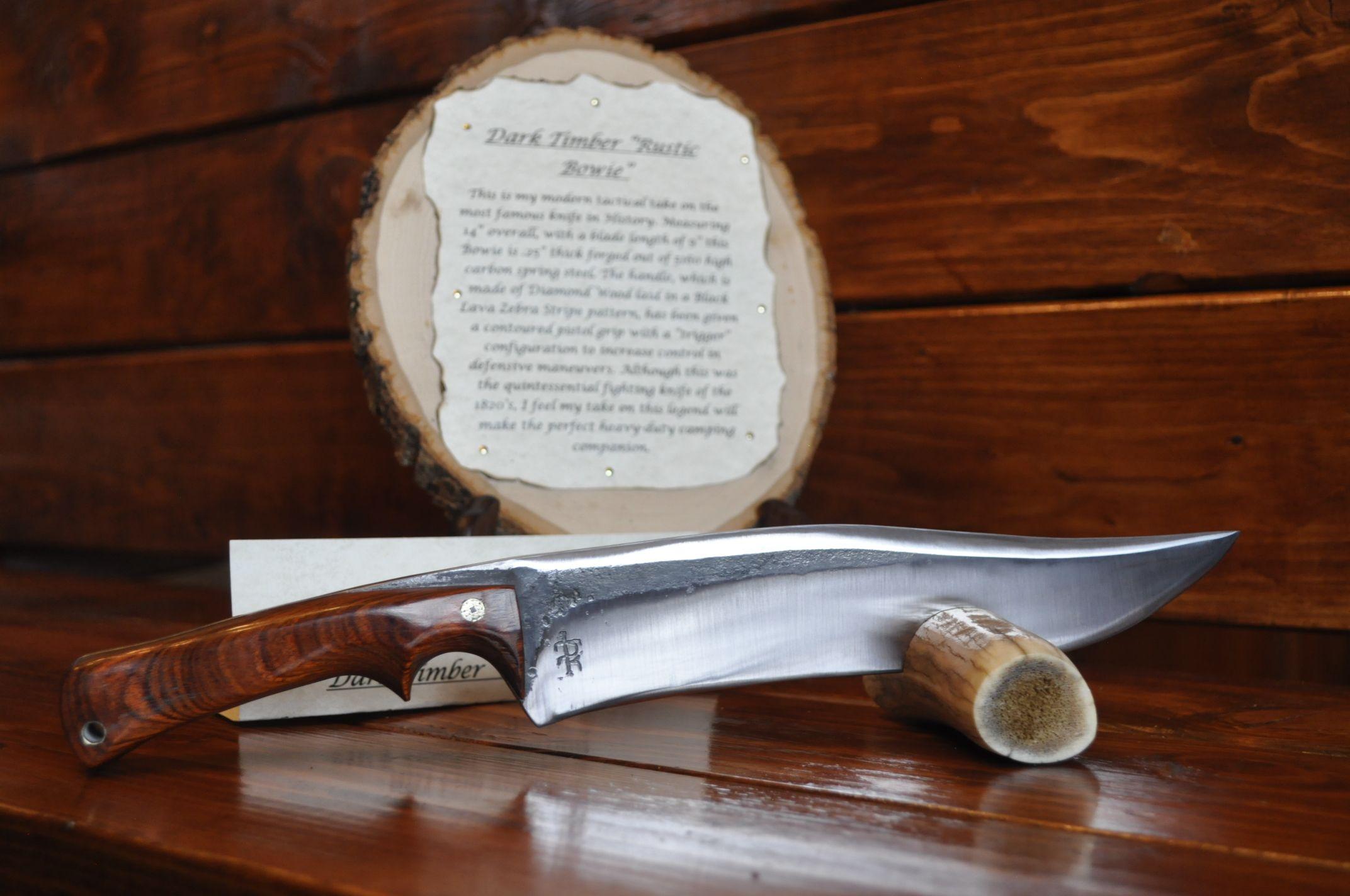 chopper and bowie knives sharp stuff pinterest bowie knives knives and blade. Black Bedroom Furniture Sets. Home Design Ideas