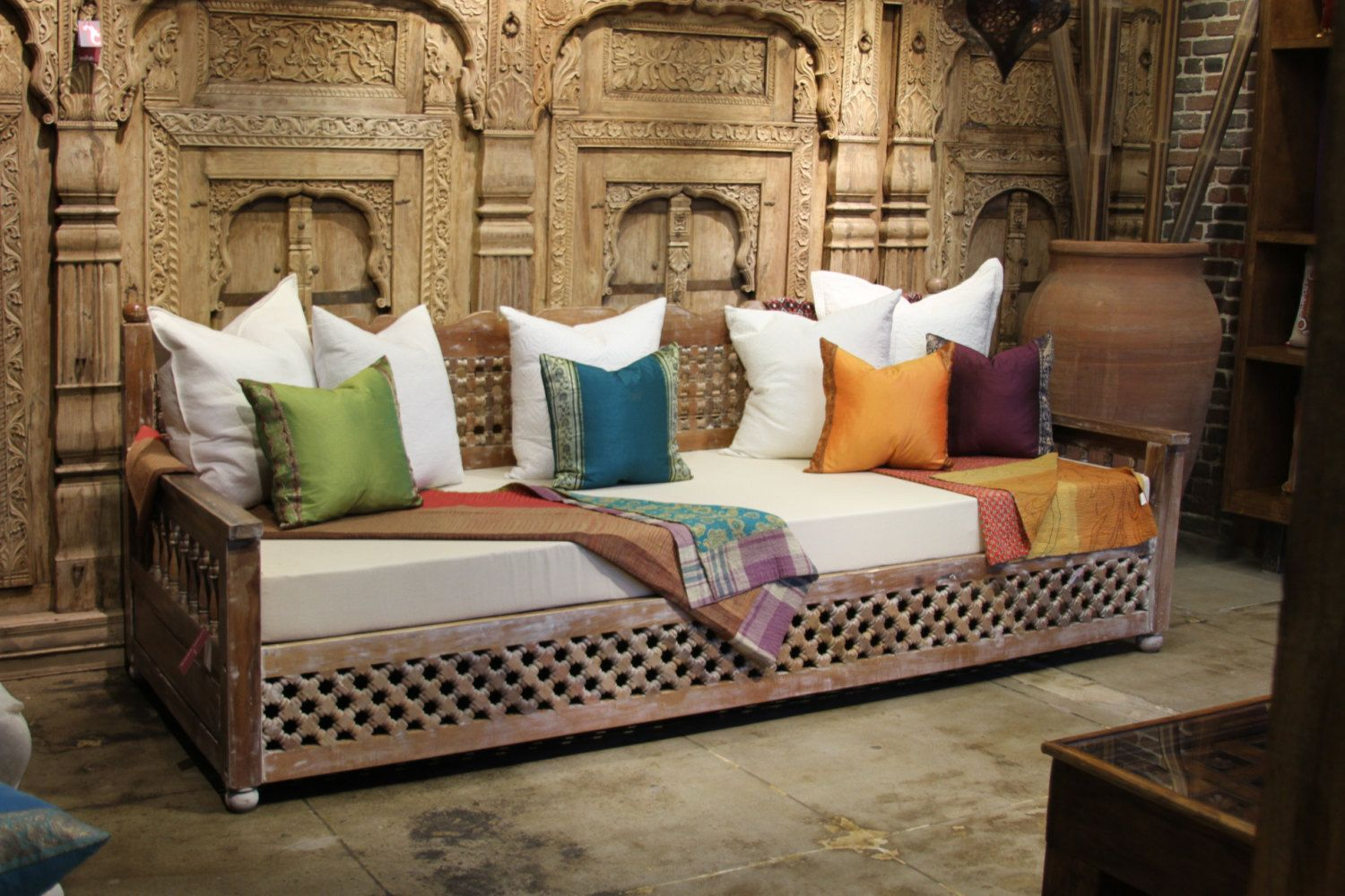 pin by monika parikh on living room pinterest daybed indian rh pinterest com